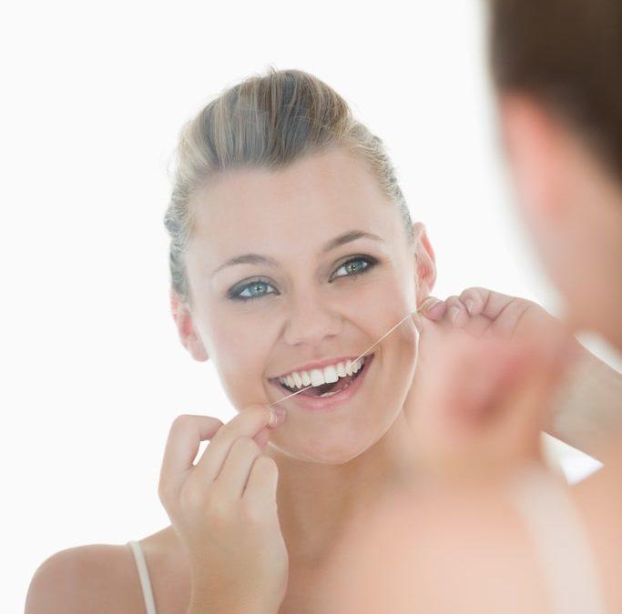 Interproximal Care—AKA Flossing